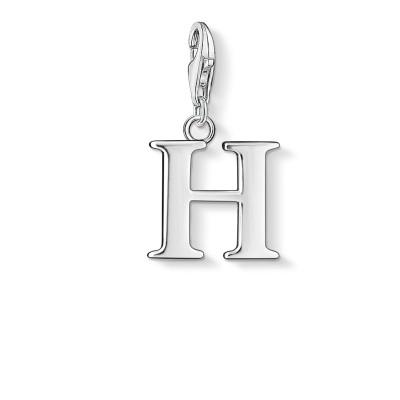 THOMAS SABO Letter H Charm Pendant