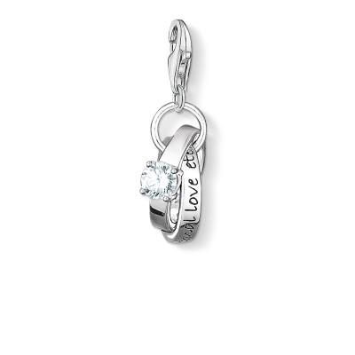 THOMAS SABO Wedding Rings Charm Pendant