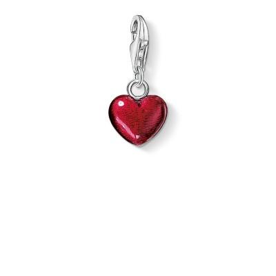 THOMAS SABO Red Heart Charm