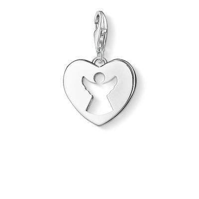 THOMAS SABO Guardian Angel Heart Charm Pendant