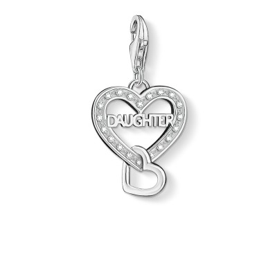 THOMAS SABO Daughter Heart Charm Pendant
