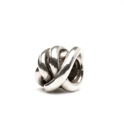 TROLLBEADS Lucky Knot Charm